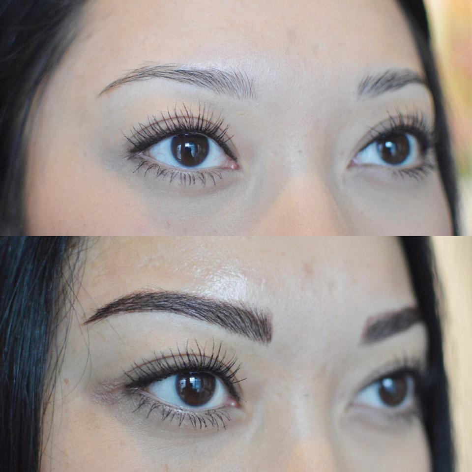 Shaughnessy Keely Eyebrow Tattoos Vancouver 2 Dreamink